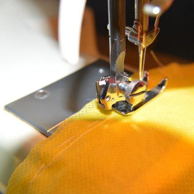Výplňové materiály, textilní výroba